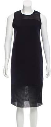 Moncler Sleeveless Midi Dress