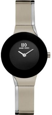 Danish Design (ダニッシュ デザイン) - デンマークデザインiv63q905 Titanium Black Dial Women 's Watch
