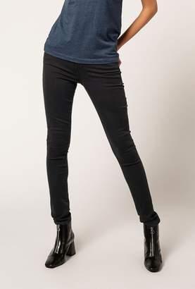 A Gold E Agolde Sophie Hi Rise Skinny Jean