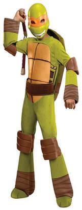 BuySeasons Teenage Mutant Ninja Turtles - Michelangelo Boys Costume