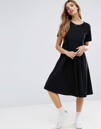 Asos Ultimate Midi Smock Dress