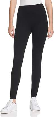 Lyssé Center Seam Ponte Leggings $78 thestylecure.com