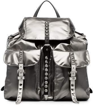 82795e3f0b1464 australia prada cahier leather shoulder bag b7ed8 a0019; australia prada  metallic stud embellished leather backpack 2d18e 253d1
