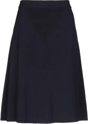 Henry Cotton's Knee length skirts - Item 35407869PF