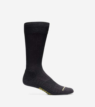 Cole Haan Men's ZERØGRAND Rib Crew Socks