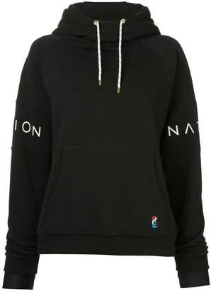 P.E Nation Forward defender hoodie