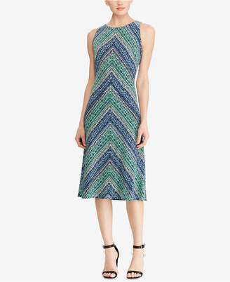 American Living Printed Midi Dress