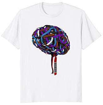 "JJB - ""This is your brain on Jiu-Jitsu"" T-shirt"