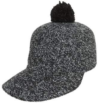 Leith Pom Tweed Cap