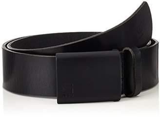 G Star Men's Cart Belt (dk Black 64)
