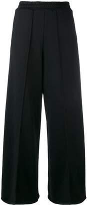 Golden Goose wide leg long trousers