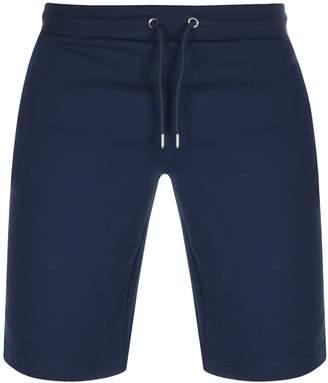 Giorgio Armani Emporio Jersey Shorts Blue
