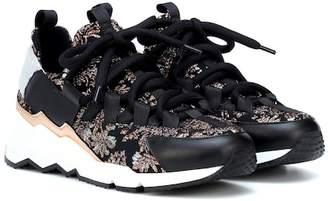 Pierre Hardy Trek Comet sneakers