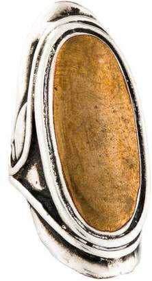 Pamela Love Two-Tone Mood Ring