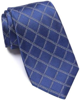 Vince Camuto Adams Window Pane Tie