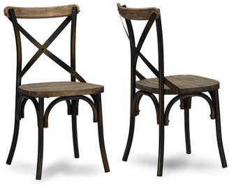 Gracie Oaks Malley Side Chair