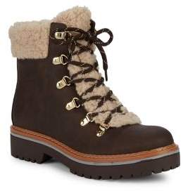 Tommy Hilfiger Ron Faux Fur Treaded Boots