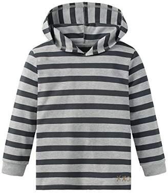 Schiesser Boy's Mix & Relax Hoody Unisex Pyjama Top,(Size of : )