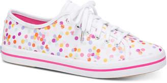 Kate Spade Keds for Kickstart Confetti Sneakers