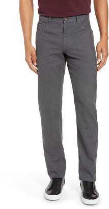 Brax Bird's Eye Straight Leg Pants