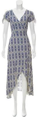 Cleobella Printed Maxi Dress w/ Tags