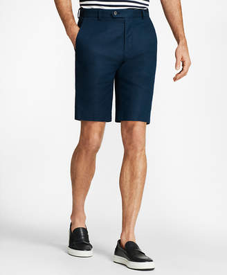 Brooks Brothers Linen and Cotton Bermuda Shorts