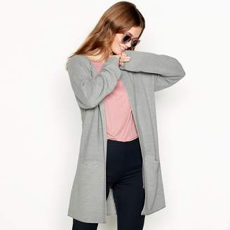 MBYM Grey 'Linette' Ribbed Knit Cardigan