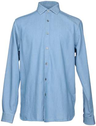 Club Monaco Denim shirts