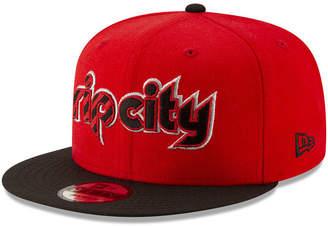 New Era Portland Trail Blazers Light City Combo 9FIFTY Snapback Cap