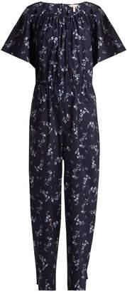 Rebecca Taylor Francine floral-print jumpsuit