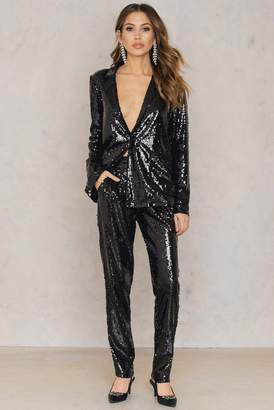 Na Kd Party Sequins Straight Pants