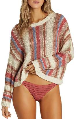 Billabong Easy Going Striped Sweater