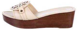 Tory Burch Platform Slide Sandals