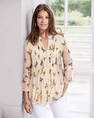 Together Butterfly Blouse