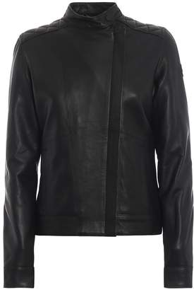 Colmar Leather Biker Jacket