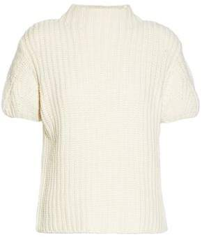 Sea Ribbed-Knit Sweater