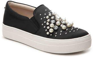 Steve Madden Women's Glamour Slip-On Sneaker