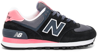 New Balance Classic Running Sneaker $75 thestylecure.com