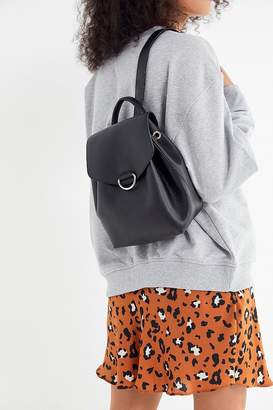 Urban Outfitters Mellie Faux Leather Mini Backpack