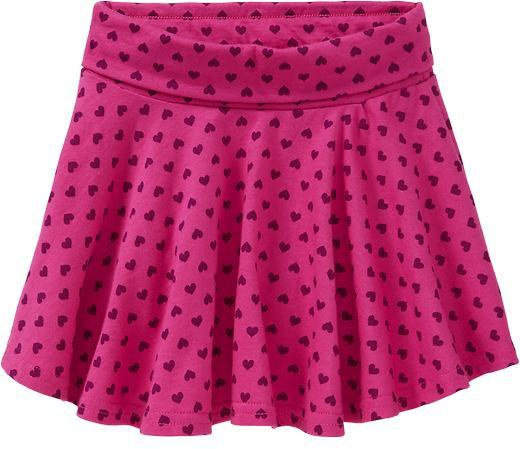 Old Navy Printed Jersey Skirts for Baby