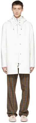 Stutterheim White Stockholm Raincoat