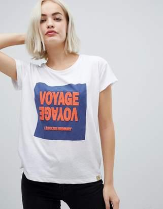 Blend She Timmy voyage print t-shirt