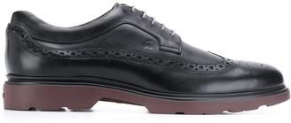 Hogan classic derby shoes