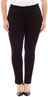 Boutique + + Ponte Pants - Plus