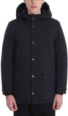 MACKINTOSH Gents Down Jacket In Black Nylon
