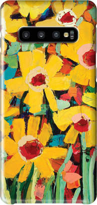 Samsung Our Artists' Collection Jaya's Daisies Phone Case by Anna Blatman