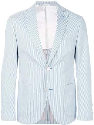 Fashion Clinic Timeless fine stripe blazer