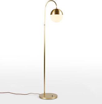 Rejuvenation Cedar & Moss Floor Lamp