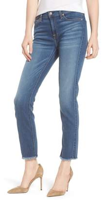 7 For All Mankind b(air) Roxanne Ankle Straight Leg Jeans