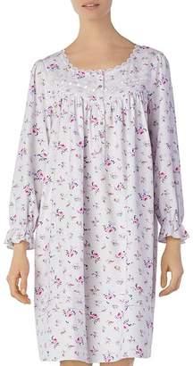 Eileen West Waltz Long Sleeve Nightgown